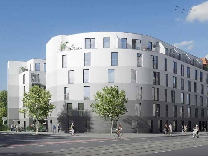 Neubau Apartments Magdeburg